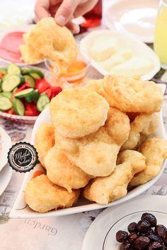 Kahvaltılık Hamur Kızartması (Mayalı Pişi) Tarifi | Mutfak Sırları