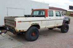 1979 Ford Truck, Ford 4x4, Ford Pickup Trucks, Car Ford, Ford Bronco, Cool Trucks, Big Trucks, Lifted Trucks, Ford Ranger Supercab