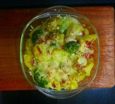 Brokkoli-Kartoffel-Gratin mit Schinken 14
