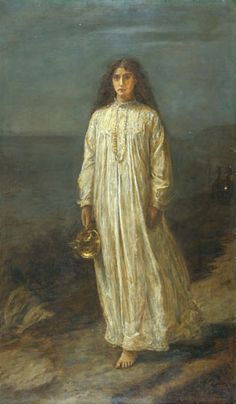 Millais.... The Somnambulist