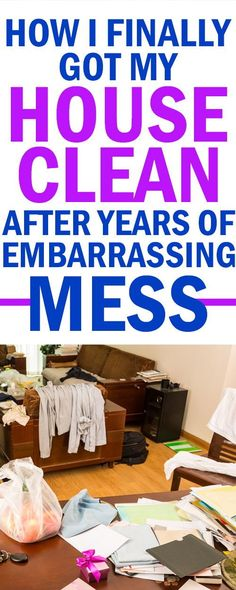 Life hacks for cleaning! how to clean an embarrassingly messy house - it can feel very overwhelming when your house is just so impossibly messy, but this is the BEST tip for getting started cleaning a disgusting house I've ever heard. Very realistic! Deep Cleaning Tips, Household Cleaning Tips, Toilet Cleaning, Diy Cleaning Products, Cleaning Hacks, Speed Cleaning, Cleaning Crew, Cleaning Recipes, Messy House