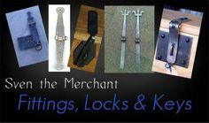 Sven the Merchant - Fittings & Locks https://sites.google.com/site/sventhemerchant/Home/fittings-locks-keys