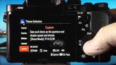 Using the Timelapse App on a Sony Alpha camera  #sonyalpha #sony-alpha
