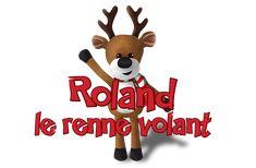 Roland le renne volant - La légende des lutins Vous êtes-vous déjà demandé comment les lutins retournaient au pôle Nord le  24 décembre? C'est grâce à moi, Roland le renne volant, le transporteur officiel des lutins.  Je suis à la tête du plus grand traîneau du monde, l'AL Express. Je m'assure que tous les lutins retournent au pôle Nord afin d'aider le père Noël pour la grande nuit