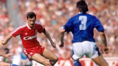 Liverpool Football Club, Liverpool Fc, Ian Rush, Merseyside Derby, Fa Cup Final, Back In The Day, Running, Boys, Sports