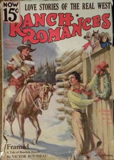 ranch romance CHristmas