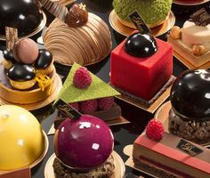 French Pastry - Passion by Gerard Dubois