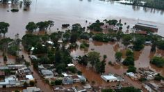 Vast areas in Paraguay, Argentina, Uruguay and Brazil are being hit by the worst flooding in 50 years, forcing the evacuation of more than people. Latin America, South America, Brazil People, Autumn Trees, Natural Disasters, Paris Skyline, Dolores Park, World, Bbc News