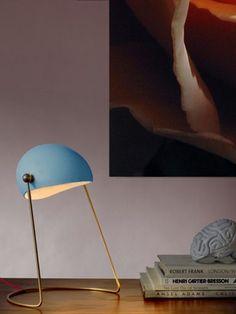 Danish Swedish Mid Century Retro Vintage Modern REDUXR 50's 60's 70's Light Lamp