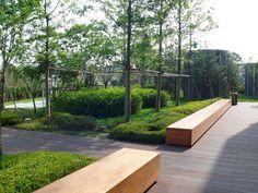 Seoul, Republic of Korea, Samsung Engineering Roof Garden