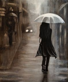 Broken Shadow by Jill English | Original Art | http://www.vangoart.co/buy/art/broken-shadow @VangoArt