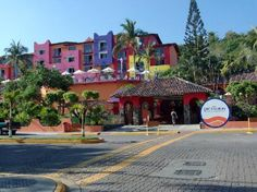 Royal DeCameron Los Cocos Resort - Rincon de Guayabitos, Nayarit, Mexico    This is where my family would take us when we visited them, it wasn't as beautiful and colorful 16 years ago!