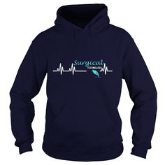 SURGICAL TECHNOLOGIST HEART SOUND T-Shirts, Hoodies. VIEW DETAIL ==►…