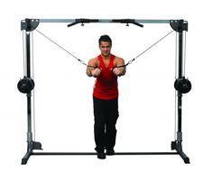 Abilica Crossover passer for deg som vil trene styrke i armer, skuldre og bryst