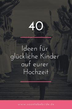 40 Ideen für glückliche Kinder auf eurer Hochzeit In this article you will find little ideas, but also great highlights to entertain the children at your wedding. Plus you get a freebie with photo assignments for the little guests of your party at Idea # Wedding Favors, Wedding Gifts, Wedding Ideas, Cool Pictures, Most Beautiful Pictures, Fleurs Diy, Wedding With Kids, Engagement Ring Cuts, Happy Kids