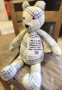 memory bear pattern free Teddy Bear Patterns Free, Teddy Bear Sewing Pattern, Sewing Patterns Free, Clothing Patterns, Urso Bear, Sewing Crafts, Sewing Projects, Diy Crafts, Memory Pillows