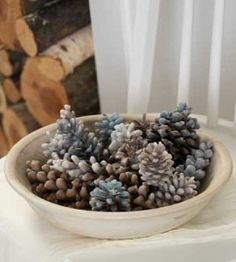 Homemade Fire Starter Pinecones | Crafts For The Home | Winter Crafts — Country Woman Magazine