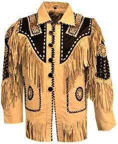 Suede Leather, Leather Men, Lambskin Leather, Pink Leather, Vintage Leather, Karate, Beaded Jacket, Fringe Jacket, Western Style Shirt