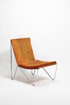 Verner Panton, Bachelor Chair (1953)
