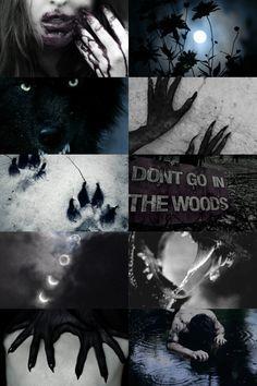 "themooninajar: ""Werewolf """