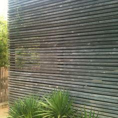 Cool fence idea- San Jose hotel in Austin TX