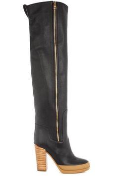 Chloe boots, $1,869, matchesfashion.com.