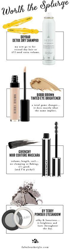 4 Beauty Splurges to Try: Fabulous K