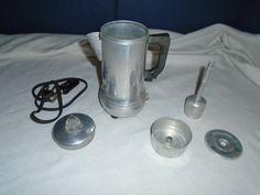 Vintage empire coffee percolator / Coffee percolator / electric percolator…