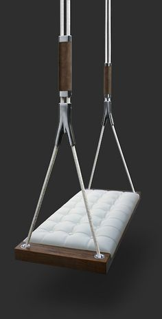 apartment swing (via Decor8)  Want this!!!