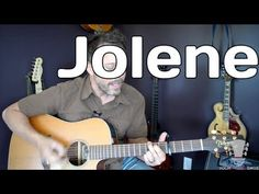 How to play Jolene by Dolly Parton White Stripes- Guitar Lesson