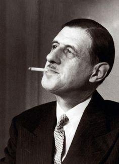 Charles de Gaulle (22.10.1890-7.10.1970)
