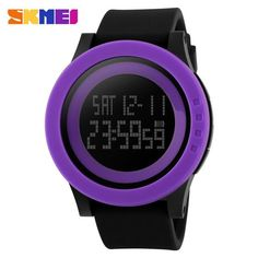 2016 New Brand SKMEI Watch Men Military Sports Watches Fashion Silicone Waterproof LED Digital Watch For Men Clock digital-watch