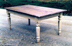 Google Image Result for http://www.hawleysfinewoodworking.com/white_farmhouse_table2a.JPG