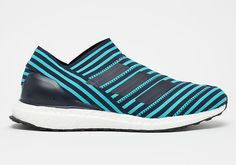 The Soccer-Inspired adidas Nemeziz Tango 17 UltraBOOST is Back in Two New Colorways Soccer Boots, Football Boots, Messi Boots, Best Running Shoes, Adidas Nmd, Sports Shoes, Shoe Collection, Air Jordans, Fashion Shoes