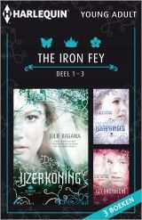 Harlequin Young Adult - The Iron Fey -Julie Kagawa #harlequin #youngadult #ironfey #juliekagawa #boeken