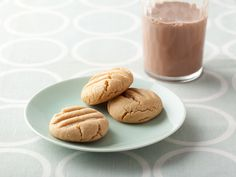 Peanut Butter Cookies recipe from Food Network Kitchen via Food Network