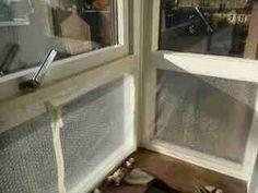 Insulating Window or Door Shutters Using Astrofoil Reflective Insulation As the weatu2026 | Homemaking | Pinterest | Insulating windows Insulation and Window & Insulating Window or Door Shutters Using Astrofoil Reflective ...