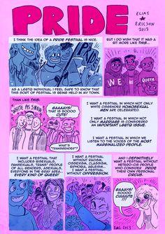 Improving Pride Festivals   Gender Fork