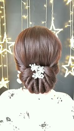 Easy Hairstyles For Long Hair, Braids For Long Hair, Diy Hairstyles, Hairstyles For Pictures, Children Braided Hairstyles, Cute Little Girl Hairstyles, Toddler Hairstyles, Hairstyles Videos, Hairstyle Tutorials