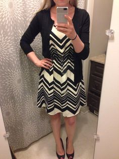 Stitch Fix Papermoon Mada Chevron Sleeveless Dress http://stitchfix.com/sign_up?referrer_id=3351797