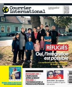 Courrier international N° 1340 - 7 juillet 2016