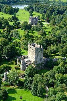 Blarney Castle. Possible day trip destination for Gaelic Girls with the internship program 2014.