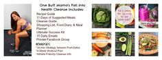 Join my Fall Into Health Cleanse and figure out what foods really work for your body and which don't.