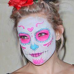 As maquiagens de Halloween das famosas