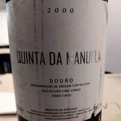 Quinta da Manuela 2000 #topwine and still young