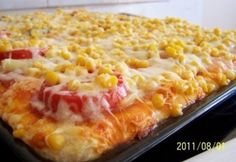 Pita Pizzas, Jamie Oliver, Hawaiian Pizza, Macaroni And Cheese, Tasty, Ethnic Recipes, Foods, Cake, Hungarian Recipes