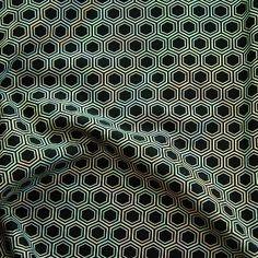 New World Order - Black   Solid Stone Fabrics #cheer #bows #cheerbows #dance #recital #theater #gymnastics #skating #fabric #stretchfabric  #DIY #crafts #sewing #costumes #fashion
