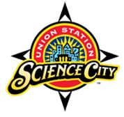 """Science City at Union Station, ranked a """"Top 25 Science Center"""" by Parents Magazine.  This cityscaped themed hands-on science center houses over 125 exhibits in 18 environments or """"neighborhoods""""."""