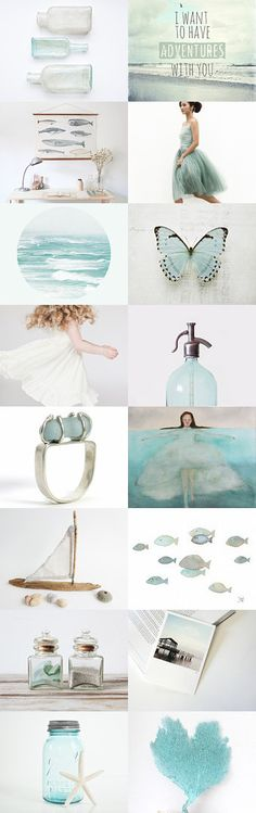 message in the bottle by Timea Varga on Etsy--Pinned with TreasuryPin.com #etsy