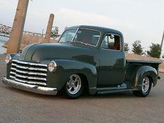 *** 1947-1953 Chevrolet Pickup Truck (custom)